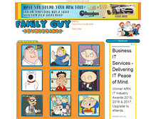 Tablet Preview of familyguysoundboards.net